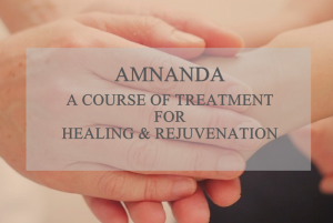 Amnanda // A Course Of Treatment For Healing And Rejuvenation // Eat & Breathe