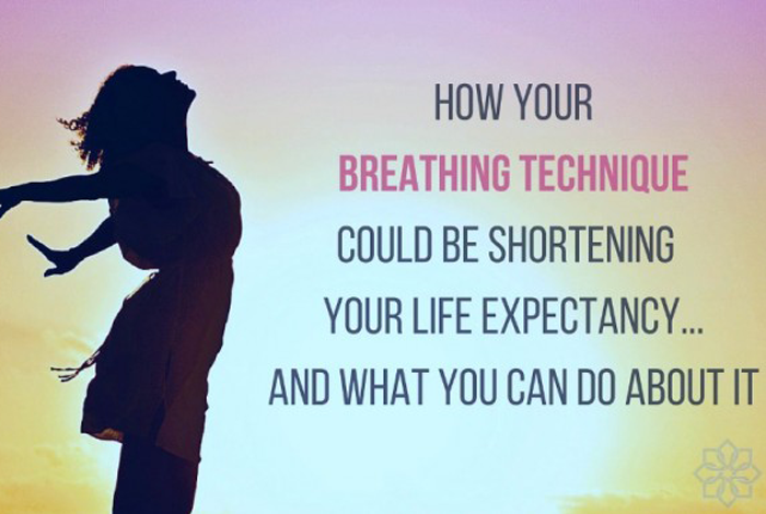 How Your Breathing Technique Could Be Shortening Your Life Expectancy // Eat & Breathe